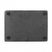 Underside of the slate boards