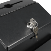 Metal Suggestion Box with Lock