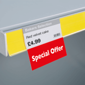 Special Offer Printed Shelf Talker