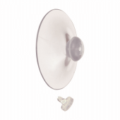 Thumbtack Suction Cups x 100