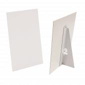 Plain unprinted show cards