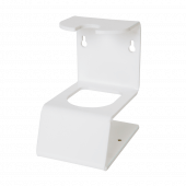 Acrylic hand sanitiser holder bracket