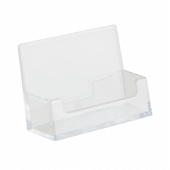 Landscape Business Card Holder Wall Mounted