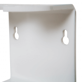 Sanitiser bracket suitable for wall mounting