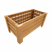 Wooden Dump Bins for high quality displays