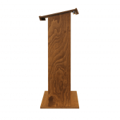 These units make ideal restaurant podiums