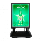 LED outdoor signs for business