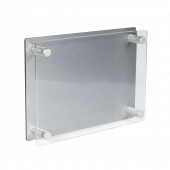 Acrylic Business Plaque Plain