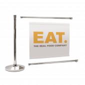 Chrome Cafe Barrier System Extension Kit