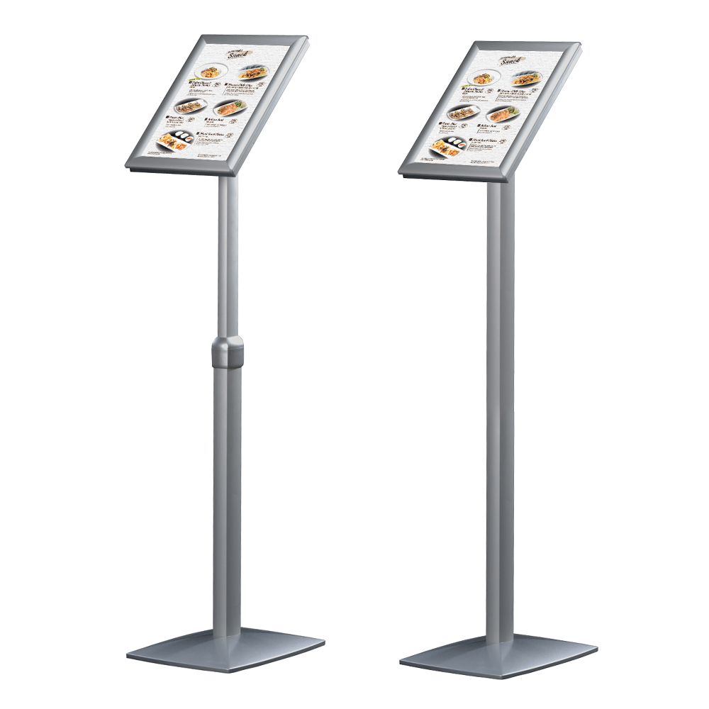 Buy Floor Standing Frames and iPad Holders - UK Point of Sale