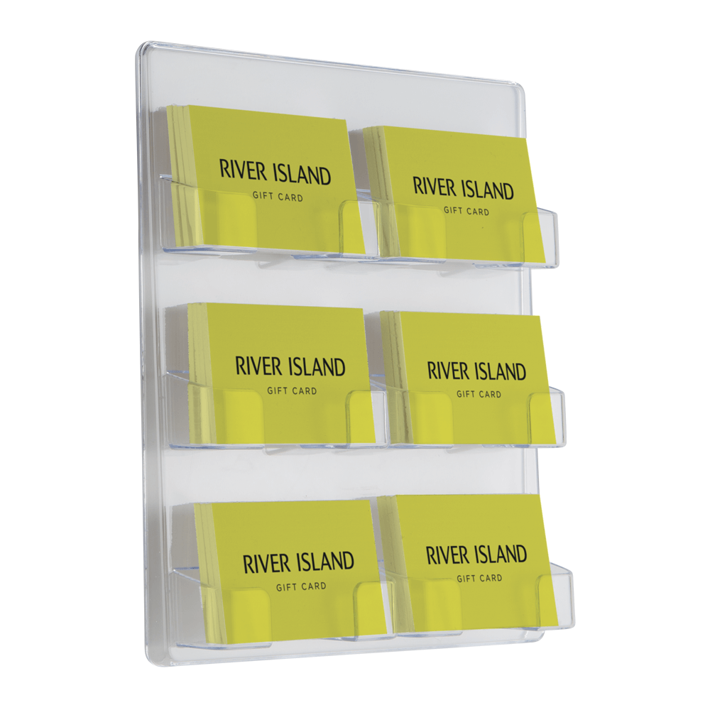 Buy your business card holders from uk pos today wall mounted business card holder magicingreecefo Image collections