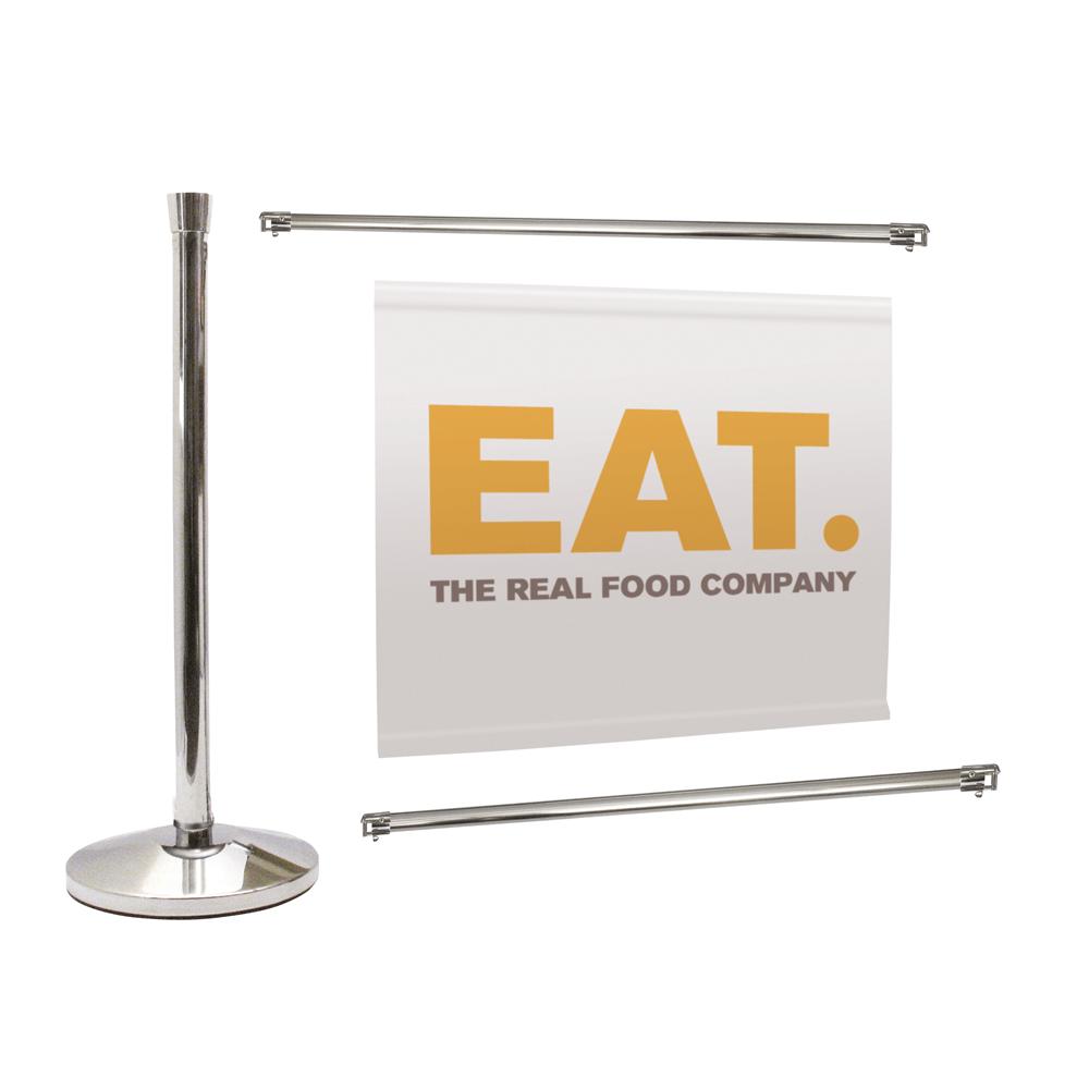 Cafe Barrier System Extension Kit