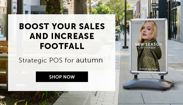 Boost sales with POS
