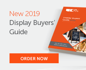 NEW 2019 Display Buyers' Guide