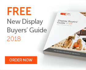 Order your free 2018 display buyers guide