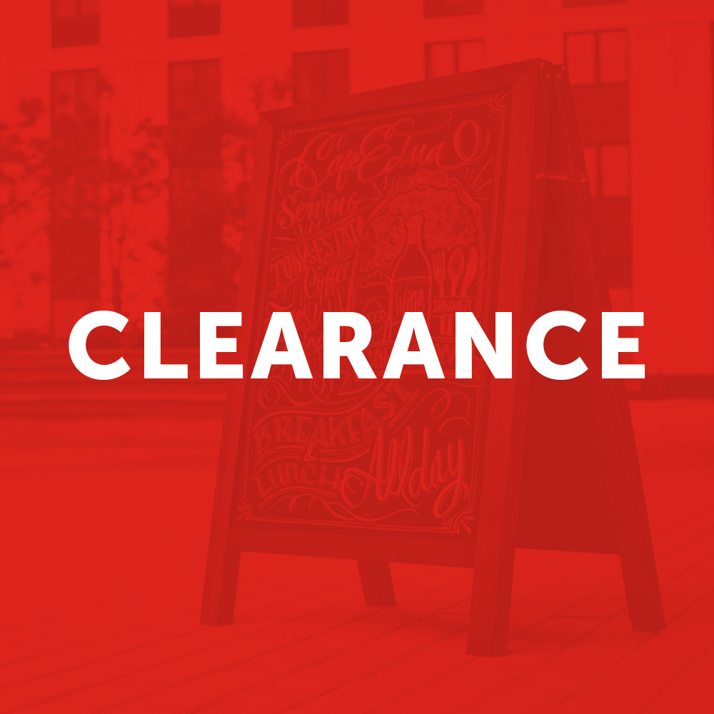 Clearance POS products