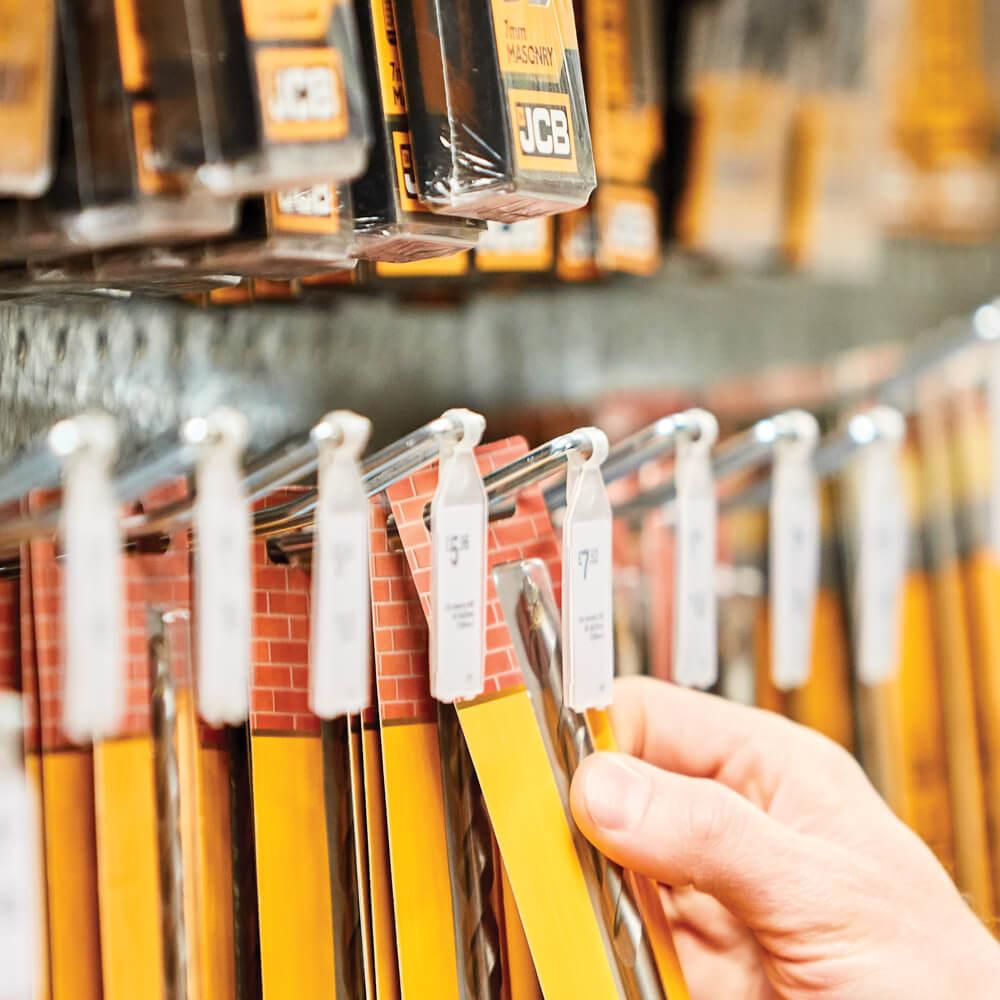 Merchandising Display Hooks and Accessories