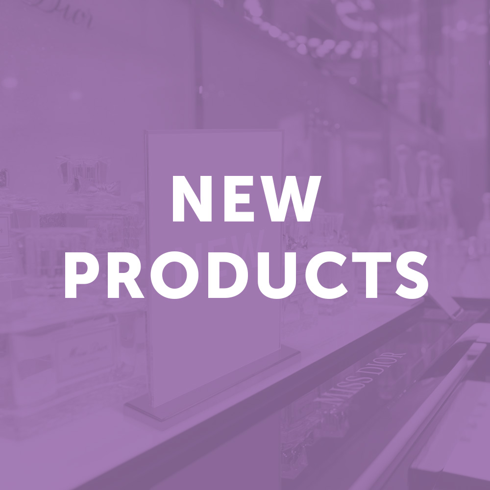 New product ranges at UK POS