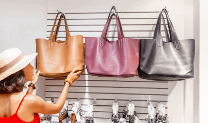 Shop display hooks and retail accessories all help with space planning