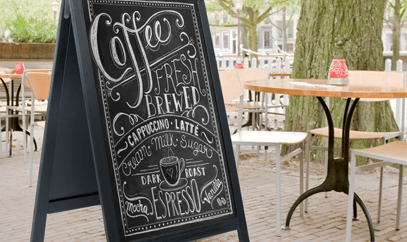 Outdoor point of sale products buying guide
