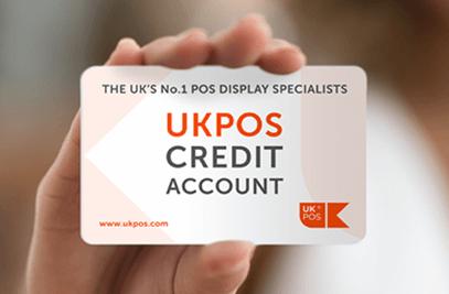 UK POS credit accounts