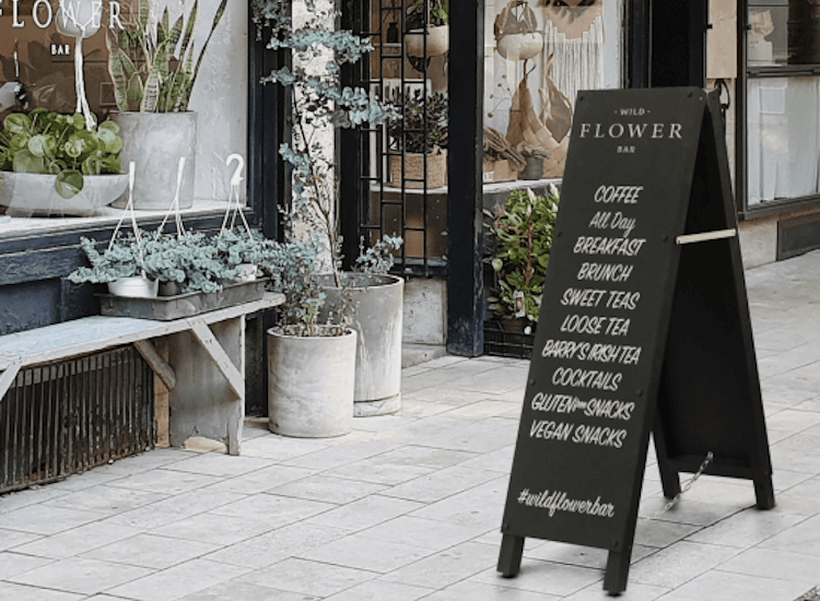 Try UK POS for your chalkboard sign and custom printed chalkboards