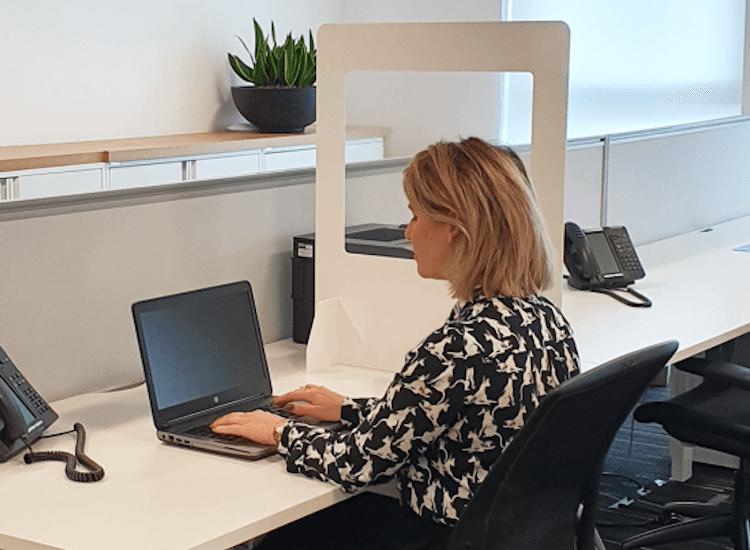 office desk dividers
