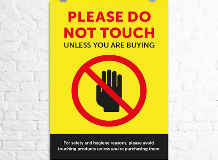 social distancing posters hand washing posters