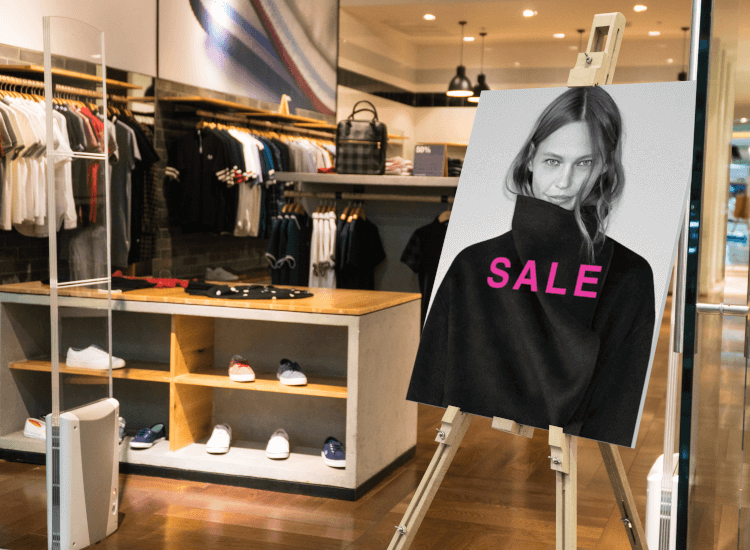 How to hold a summer sale