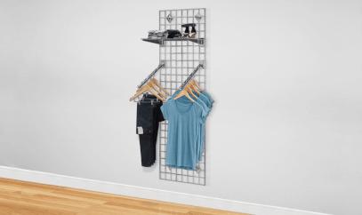 Grid mesh display
