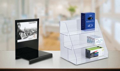 How to buy Acrylic Point of Sale Display Products