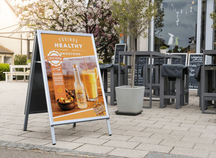 sandwich boards for businesses