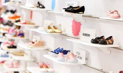 shop display fittings