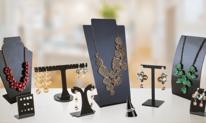 Essential point of sale displays for jewellers