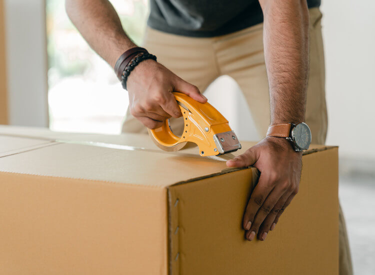 Businesses should see their delivery packaging as another form of marketing