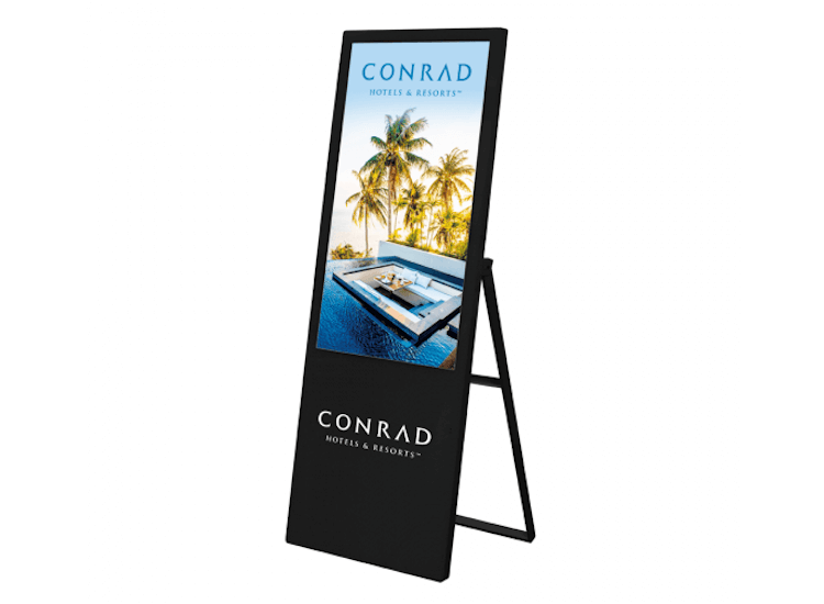 digital signage for visitor attractions