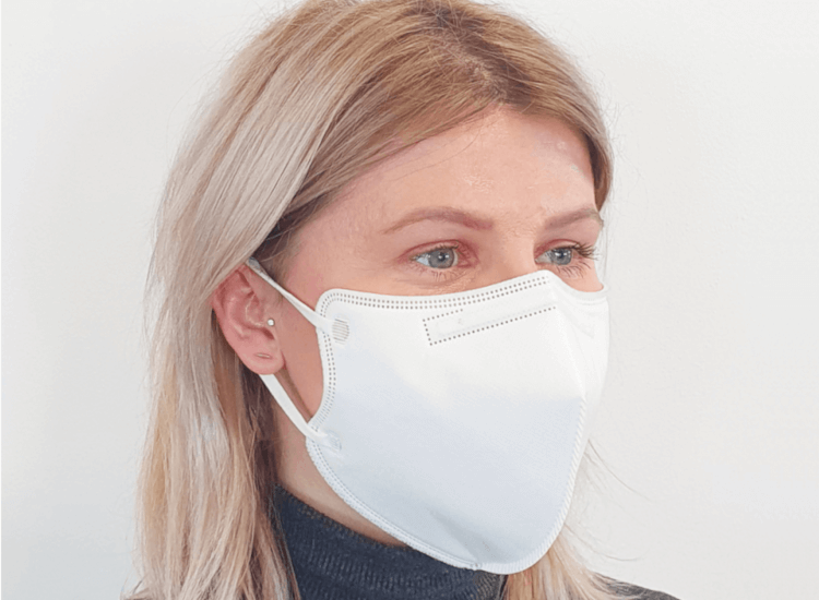 Use plastic face shields and respirator masks for staff, particularly in front of house roles.