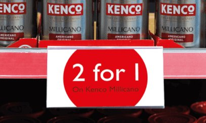 Talkers are normally used to add promotional details to your retail shelving and racking.