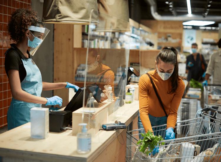 social distancing measures in retail