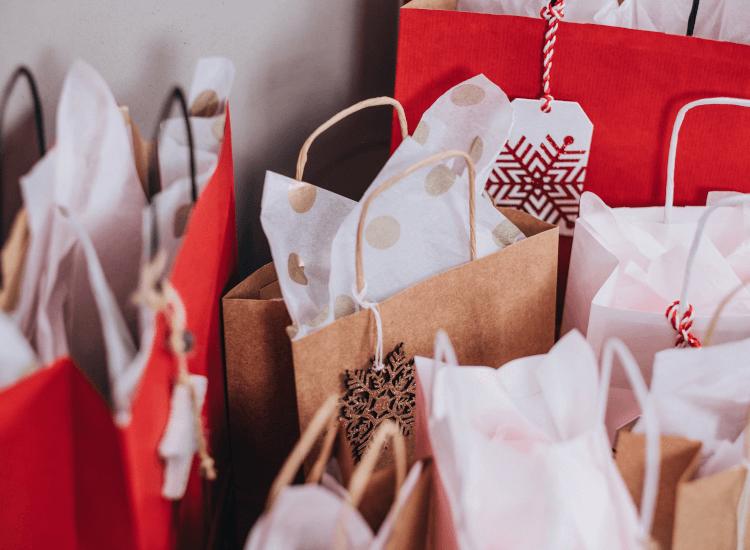 Xmas gift retailing 2020