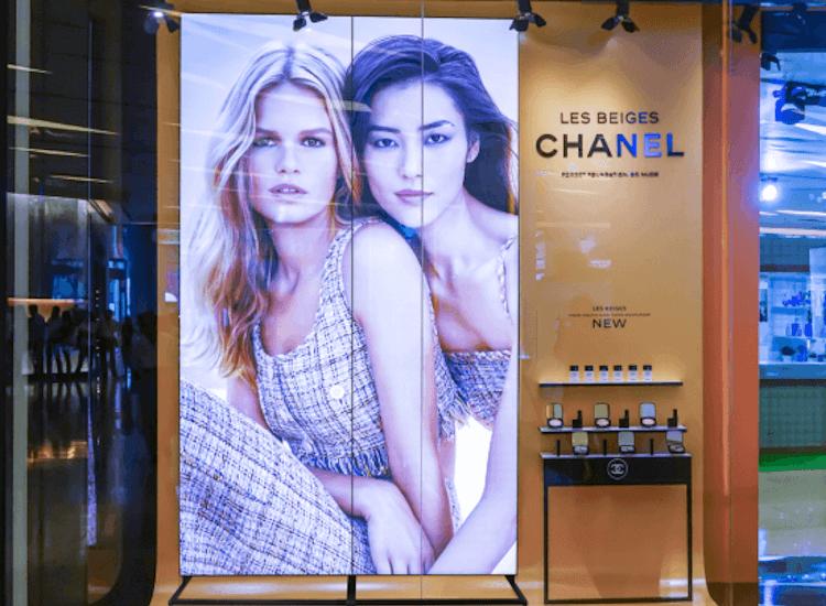 digital display screens for advertising