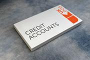 Credit accounts