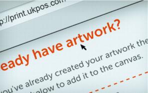 Custom artwork printing